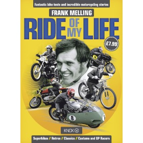 Ride of My Life - Fronk Melling - Book (Bookazine)