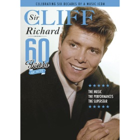Sir Clif Richard - 60 Years of a British Icon - Book (Bookazine)