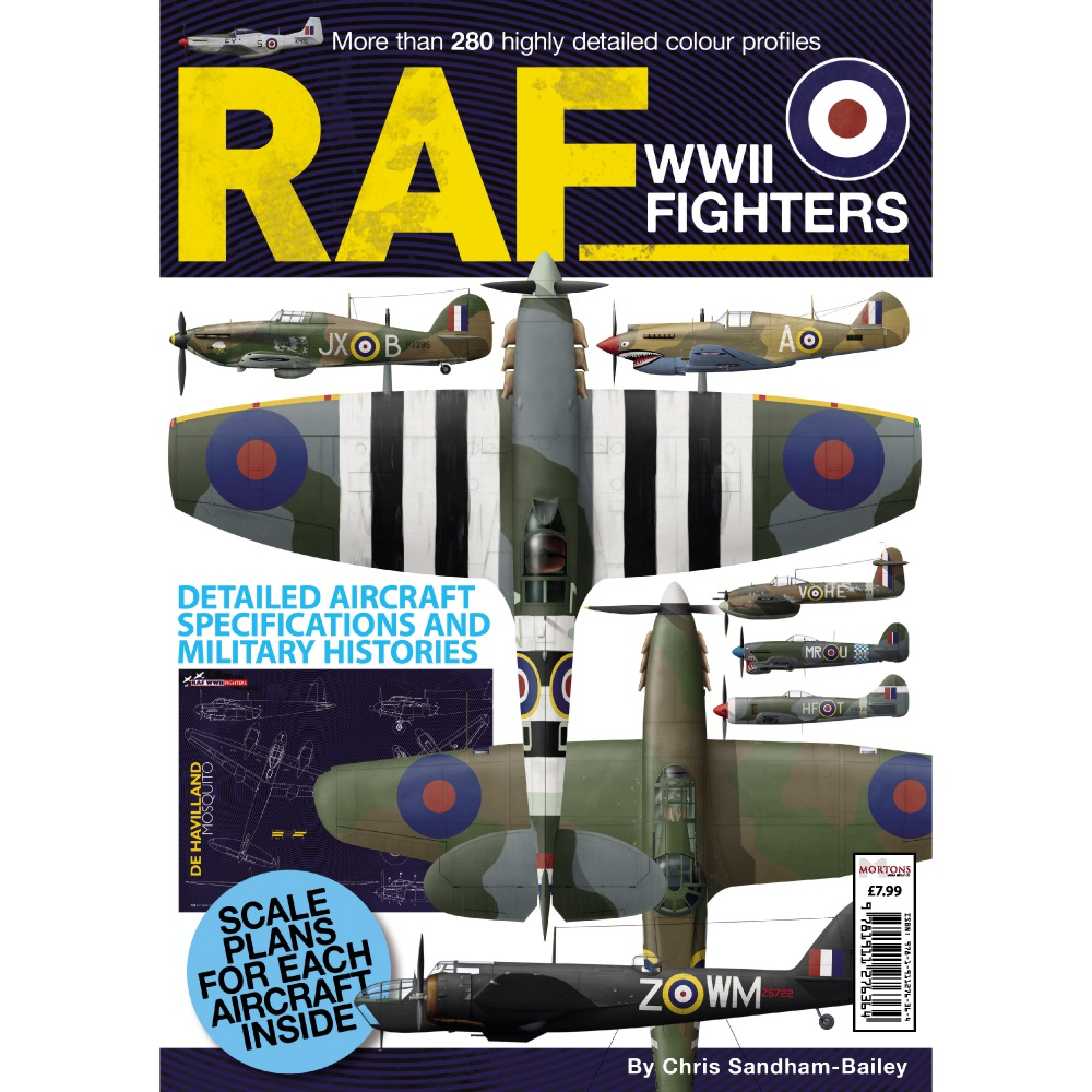 Bookazine - RAF WWII Fighters