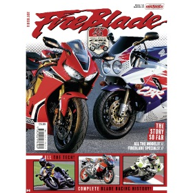 Bookazine - Fireblade Book