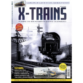 Bookazine - X-Trains