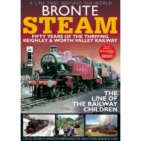 Bookazine -  Bronte Steam  - Book