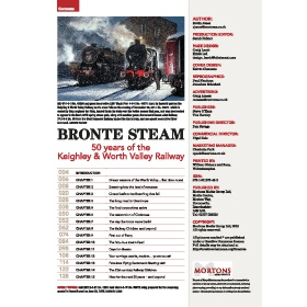 Bookazine - Bronte Steam