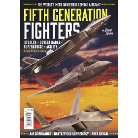Bookazine -  Fifth Generation Fighters - Book