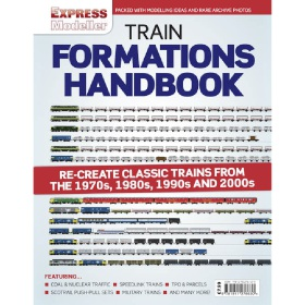 Bookazine - Rail Express Train Formations Handbook