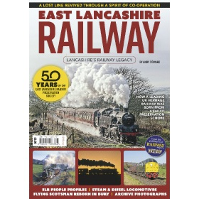 Bookazine -  East Lancashire Railway - Book