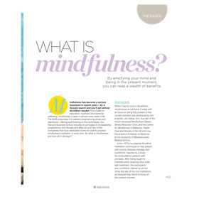 Bookazine - 10-Minute Mindfulness