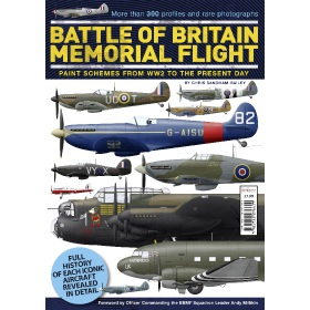 Bookazine - Battle of Britain Memorial Flight