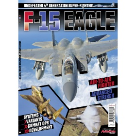 Bookazine - F-15 Eagle - Book