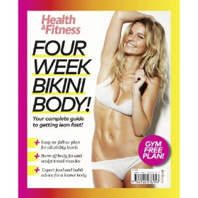 Bookazine - Women's Fitness: Four Week Bikini Body