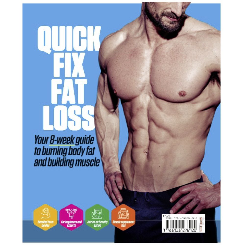 Bookazine - Fitness for Men: Quick Fix Fat Loss