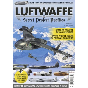 Bookazine - Luftwaffe: Secret Project Profiles