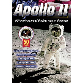 Apollo 11 - 50th Anniversary of the First Man on the Moon