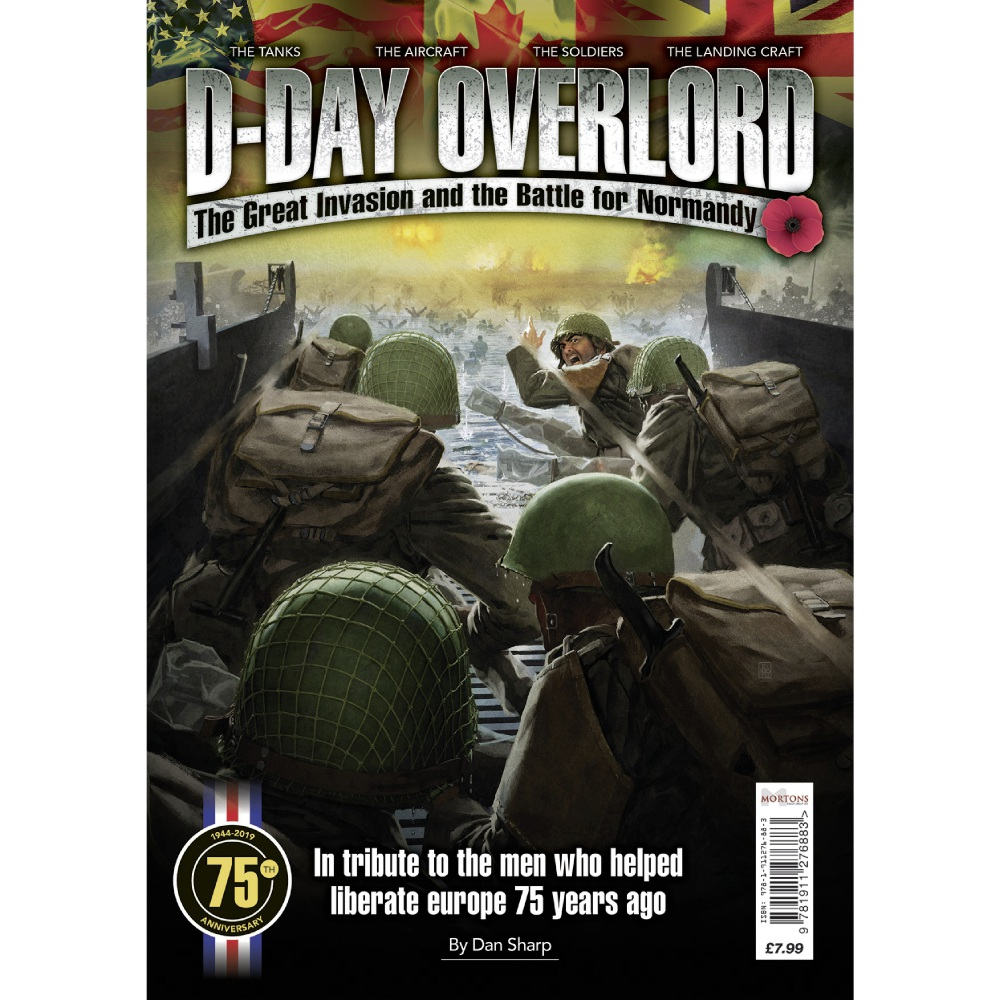 D-Day Overlord and The Battle for Normandy - 75th Anniversary