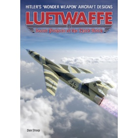 Bookazine - Luftwaffe - Secret Projects of the Third Reich