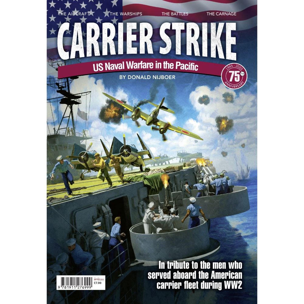 Bookazine - Carrier Strike - US Naval Warfare in the Pacific