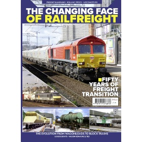The Changing face of Railfreight  - Bookazine