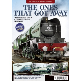 Bookazine - The Ones that Got Away