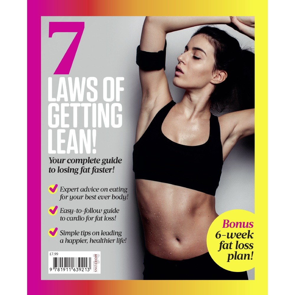 Bookazine - 7 Laws Of Getting Lean