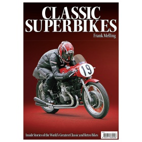 Classic Motorcycle Mechanics Magazine Subscription - May 2020 Offers