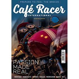 Cafe Racer - Bookazine
