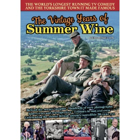 Bookazine - Vintage Years of Summer Wine