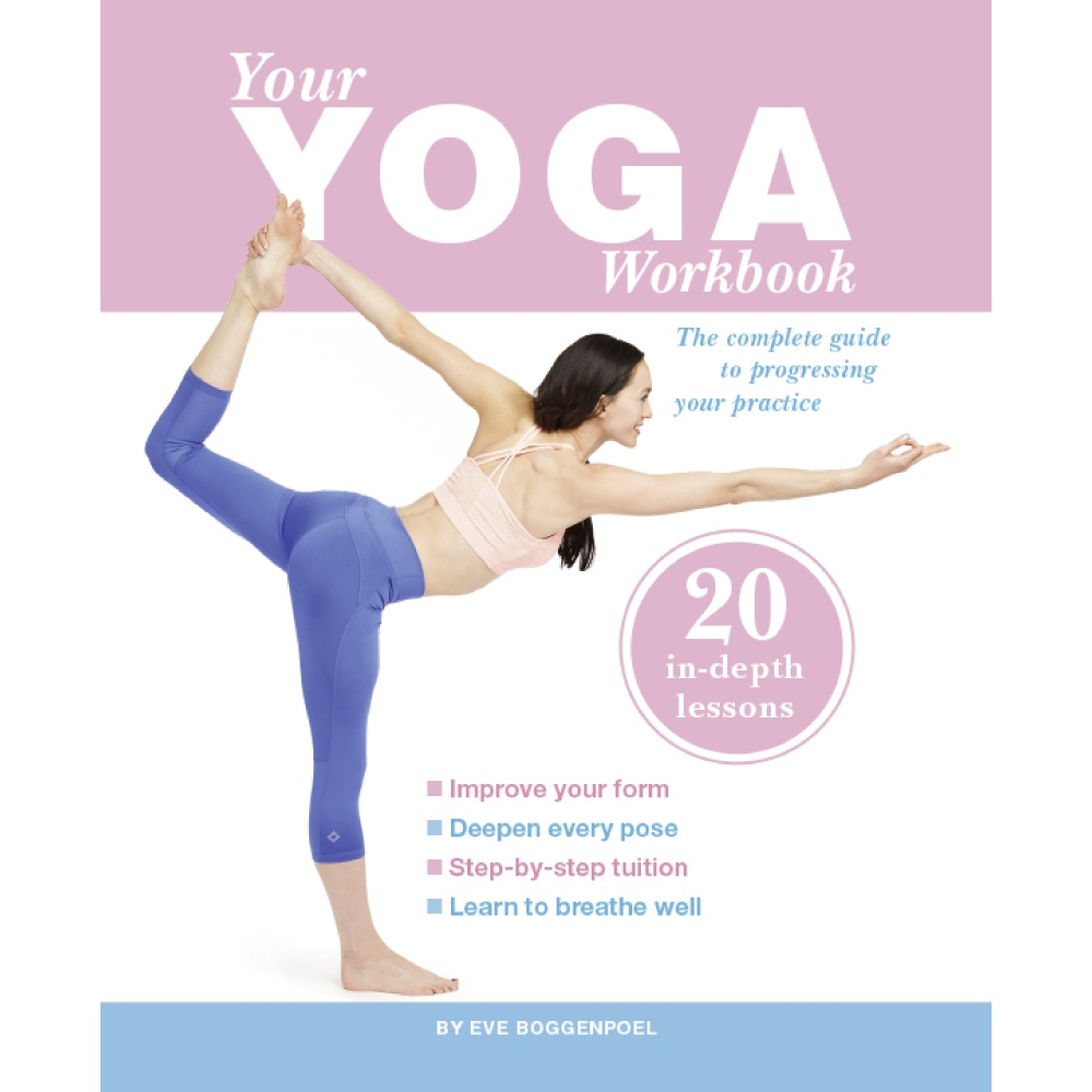 Bookazine - Your Yoga Workbook