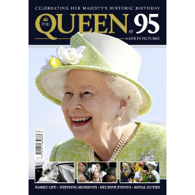 Bookazine - The Queen at 95
