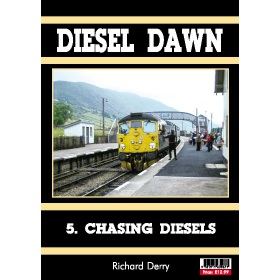 Bookazine - Chasing Diesels in the Last Century