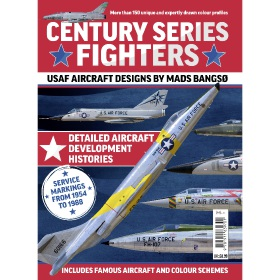 Bookazine - Century Series Fighters