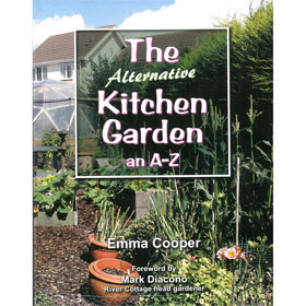 Book - The Alternative Kitchen Garden an A-Z - Emma Cooper