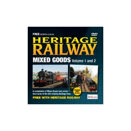 Mixed Goods Trains Volume 1 & 2 DVD
