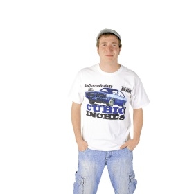 T-Shirt Classic American - Cubic Inches