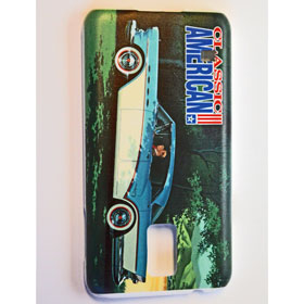 Classic American Phone Case - Samsung Galaxy S5