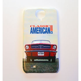 Classic American Phone Case - Samsung Galaxy S4