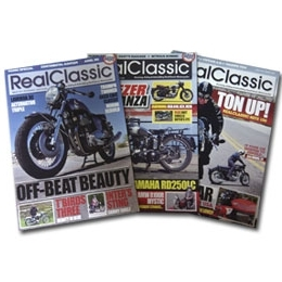 RC Back Issue Bundle - Triumph Twins - 100-102-103