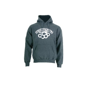 Streetfighters Hoody  - Green