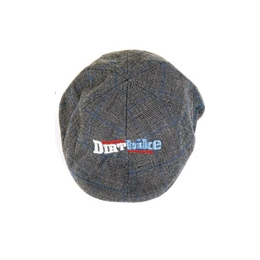 Classic Dirt Bike Grey Tweed Cap