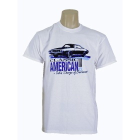 T-Shirt Classic American - Takin Charge of Business