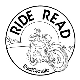 T-Shirt - Real Classic - Ride Read