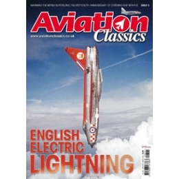 Issue 5 - English Electric Lightning