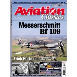 Issue 18 - Messerschmitt 109