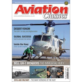 Bookazine - Aviation Classics - Bell UH-1 Iroquois: The Immortal Huey