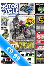 Subscription Promo Motor Cycle Monthly