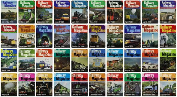 The Railway Magazine Archive