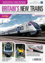 Bookazine Britains New Trains