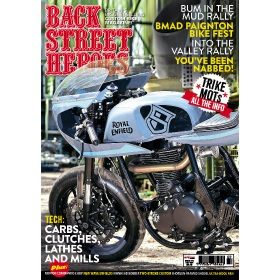 Back Street Heroes Magazine - Print Subscription