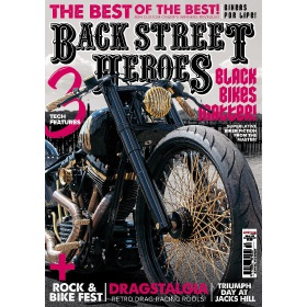 Subscribe to  Back Street Heroes Magazine