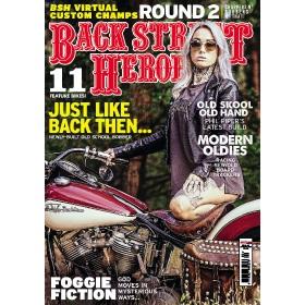 Back Street Heroes Magazine - Print Subscription