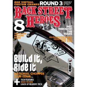 Back Street Heroes Magazine Subscription